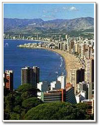 Испания, Коста Бланка недвижимость Испании