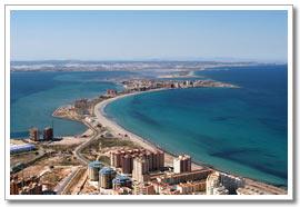 Испания, Коста Калида, недвижимость Испании