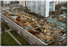 стройплощадки в Киеве