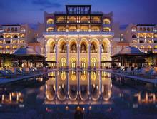 Отели Абу-Даби отличились наибольшим падениям дохода