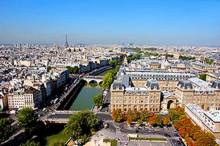 Наиболее дорогой район Парижа характеризуется средней стоимостью недвижимости в размере €9550 за кв. метр.