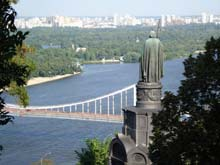 В Киеве запретят строительство на набережной Днепра