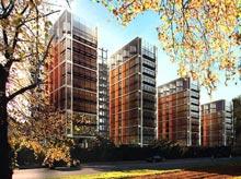 Жилой комплекс One Hyde Park