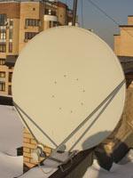 Жителей Житомира будут штрафовать за антенны и кондиционеры