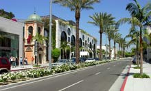 Поселок миллионеров и голливудских знаменитостей Беверли-хилз в Калифорнии утратил титул самого дорогого места на карте США
