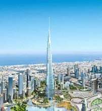 Рейтинг самых высоких зданий мира