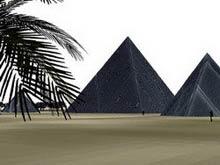 Черные пирамиды в ОАЭ