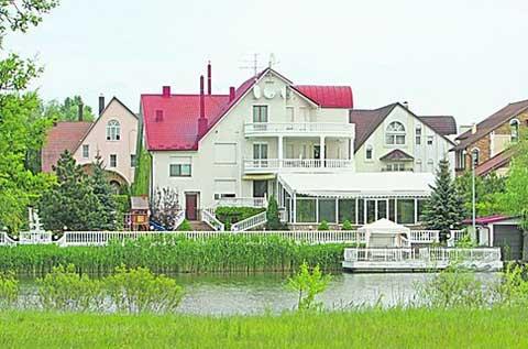 Дом Черновецкого
