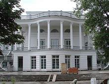 Дом Порошенко