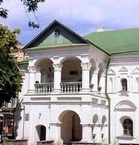 Архитектура Киева: Домик Петра I