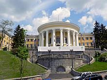 Архитектура Киева: Институт благородных девиц