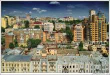 Цены на жилую недвижимость Киева