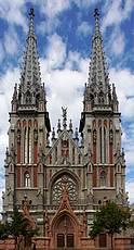 Архитектура Киева: Костел Святого Николая