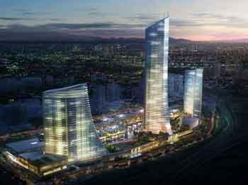 Жилой комплекс в Стамбуле