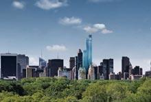 Самое высокое здание в Нью-Йорке