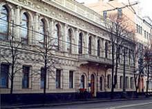 Архитектура Киева: Особняк Гальперина
