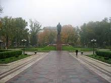 Парк им. Шевченко