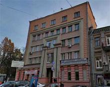 Здание в Киеве
