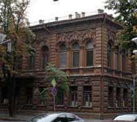 Архитектура Киева: Шоколадный домик