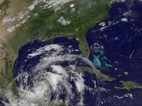 """Тропический шторм """"Алекс"""" превратился в ураган"""