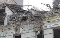 В Одессе разрушился дом