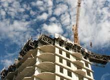 Строительство доступного жилья
