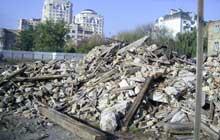 Свалка в центре Киева