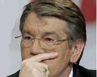 Ющенко о судьбе своей дачи просит спрашивать у Януковича
