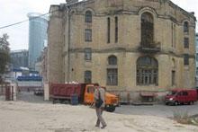 Здание Малой оперы