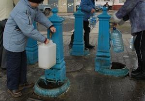 Бюветы в Киеве