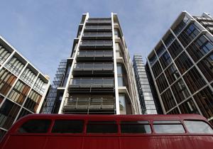 элитный дом в Лондоне