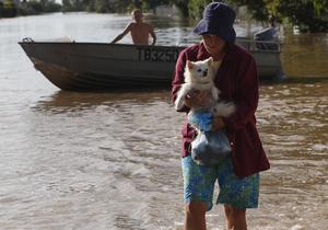 Наводнение в Дании