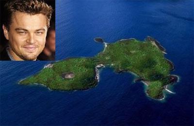 Остров Леонардо ди Каприо