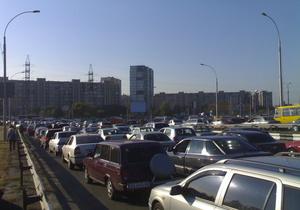Парковки в Киеве