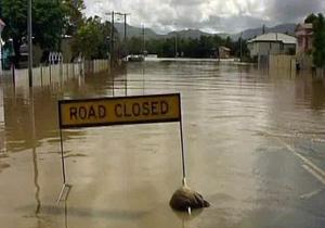 потоп в Австралии