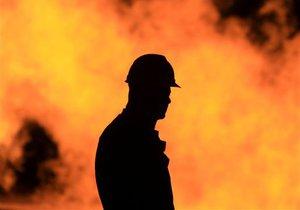 Пожары в Киеве