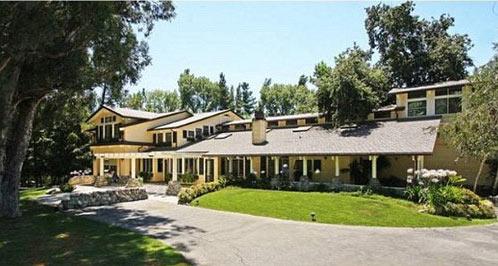 дом Лизы Пресли