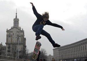 Скейтпарки в Киеве