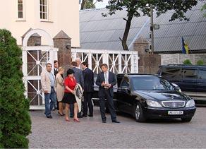 Особняк Тимошенко на Подоле