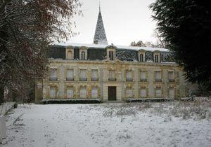 Замок людоеда во Франции